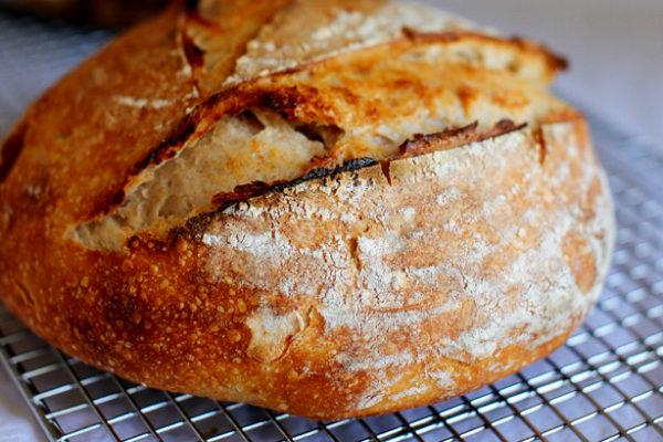 Basic Sourdough Loaf
