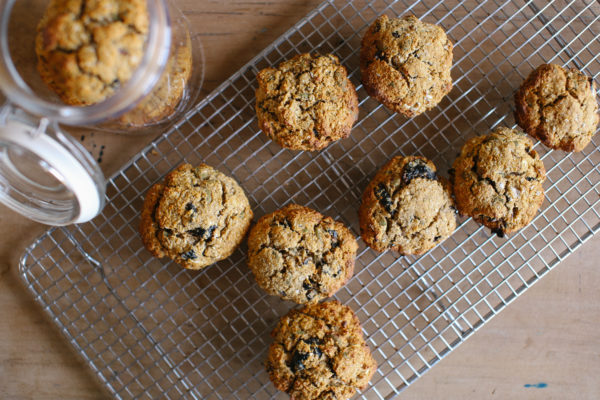 Protein Muesli Biscuits