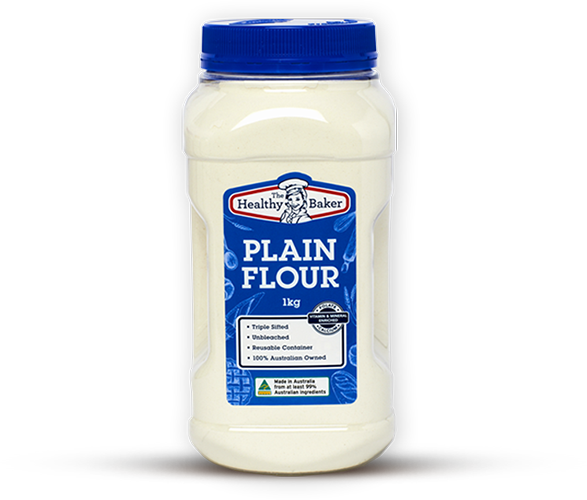The Healthy Baker Plain Flour