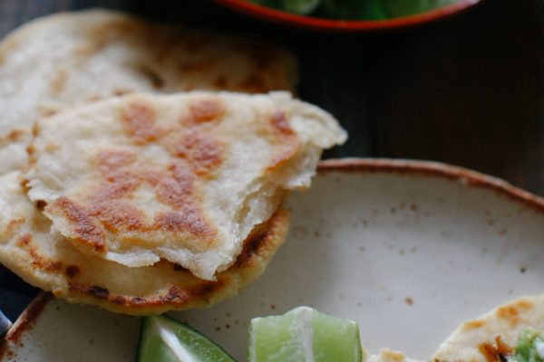 Quick Tortillas
