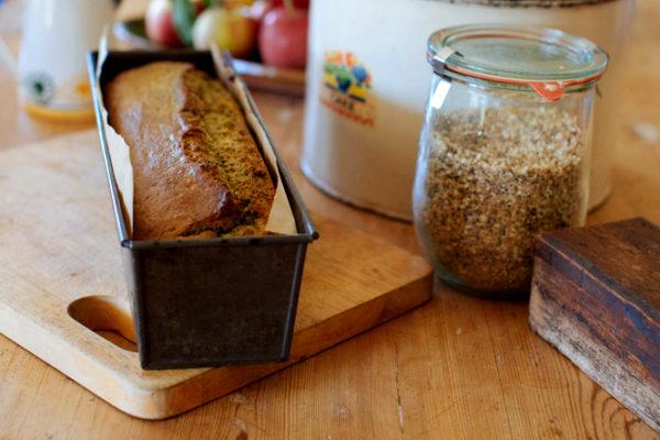 Liquorice Loaf