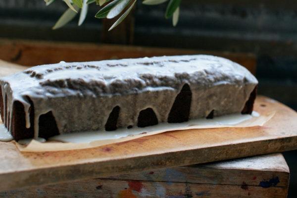 Ginger Molasses Loaf