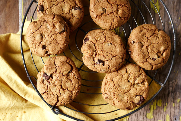 Neiman Marcus Choc Chip Cookies