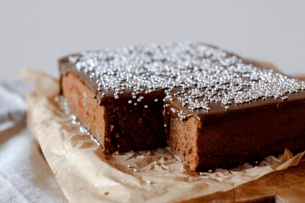 One-Bowl Never Fail Chocolate Cake
