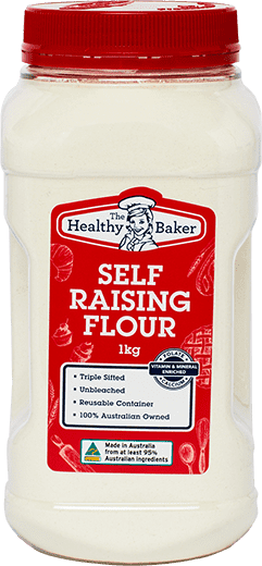 The Healthy Baker Self Raising Flour