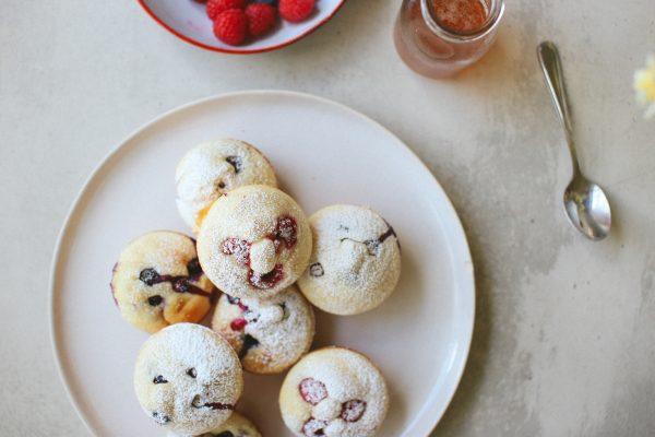 Pancake Muffins