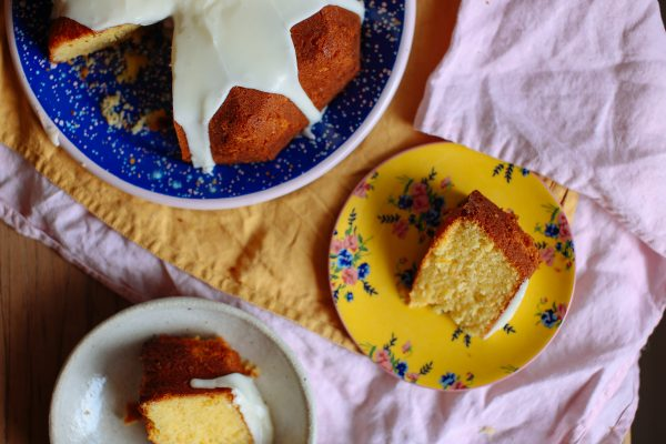 St Clements Bundt Cake