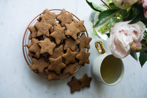 Chai Stars Biscuits