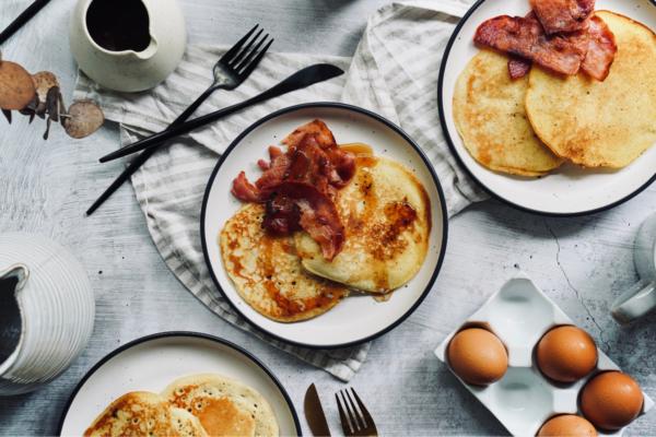 Muscle Hustle American Pancakes