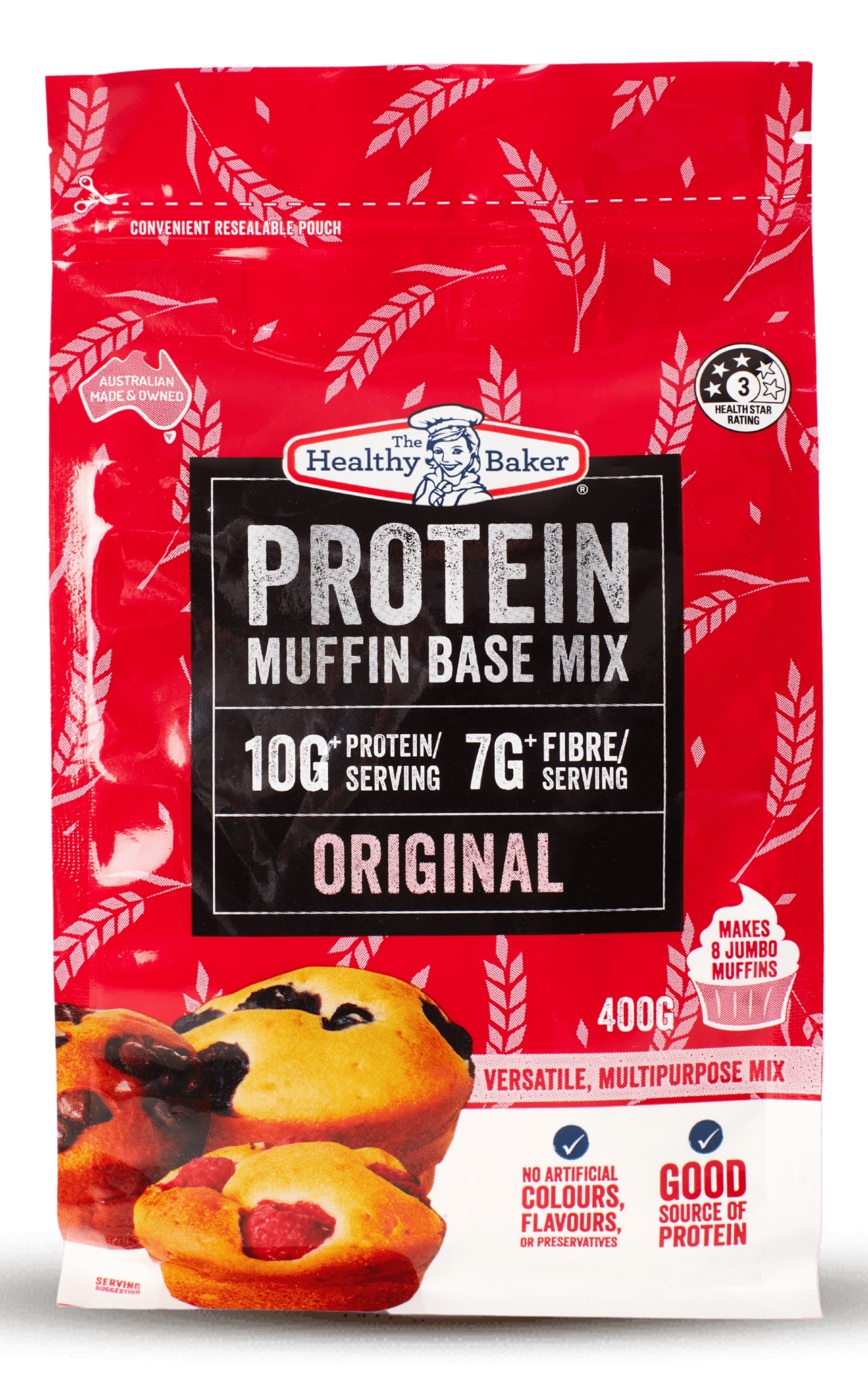 Protein Muffin Base Mix