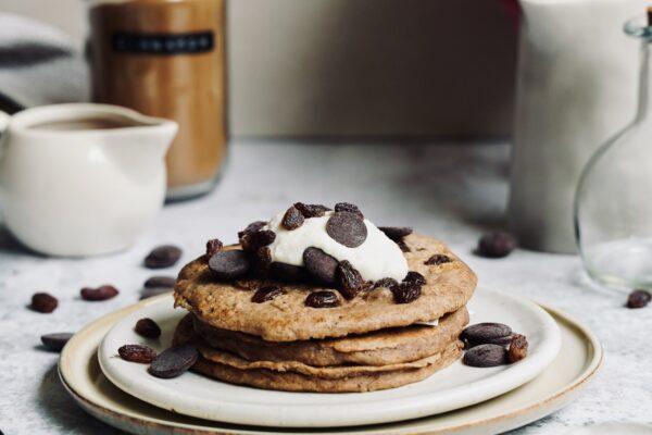 Energising Easter Pancakes