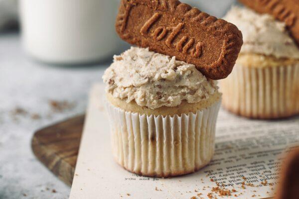 Biscoff Muffins