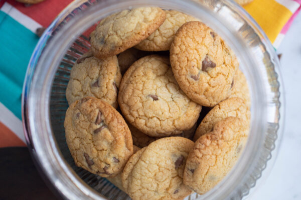 Burnt Butter Choc Chip Cookies